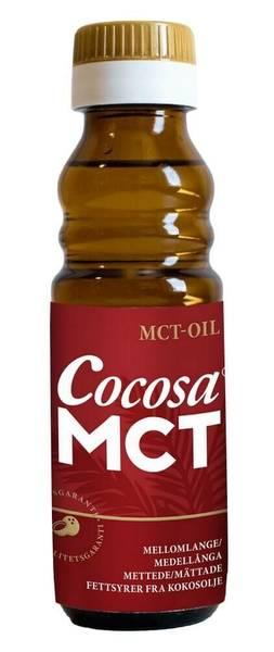 Bilde av Cocosa MCT Energy Oil 100 ml