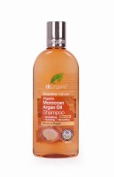 Bilde av Dr. Organic Argan shampoo