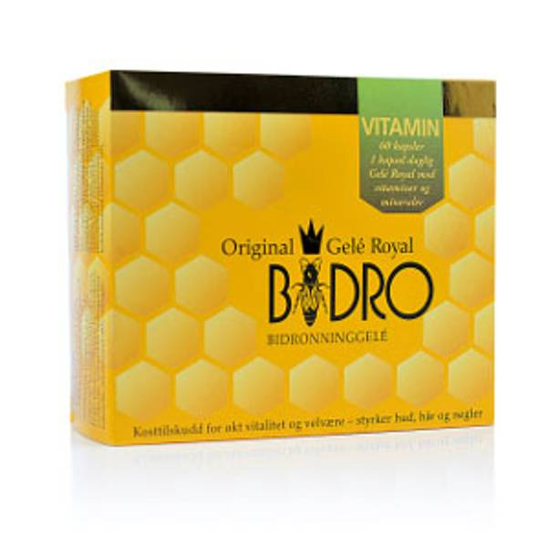 Bilde av Bidro Gele Royal Vitamin