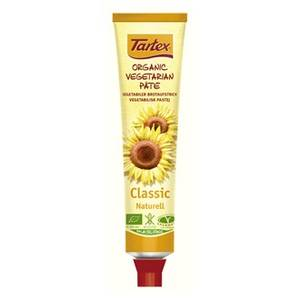 Tartex Vegetarian Pate Naturell i tube