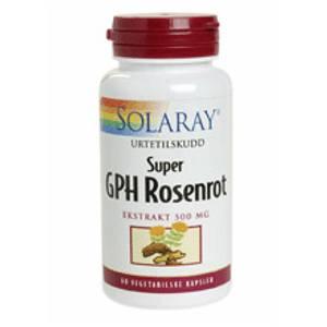 Solaray GPH Super Rosenrot