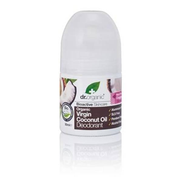 Bilde av Dr. Organic Deodorant Coconut