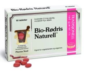Bio-Rødris Naturell