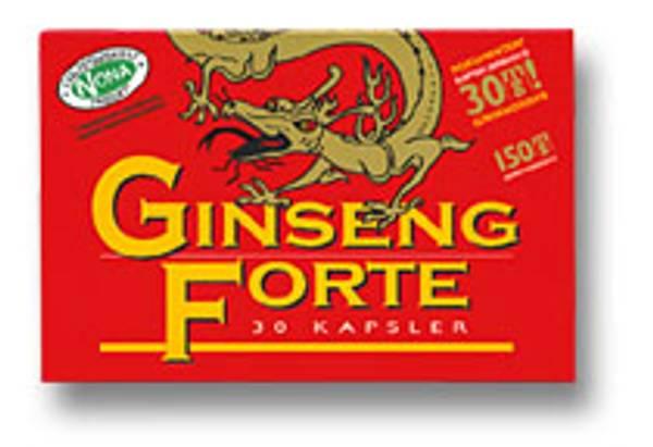 Bilde av Ginseng Forte