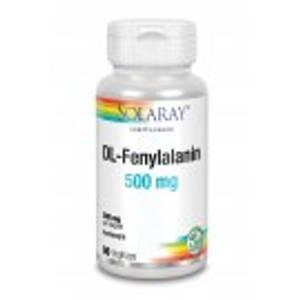 Solaray DL- Duo Fenylalanin