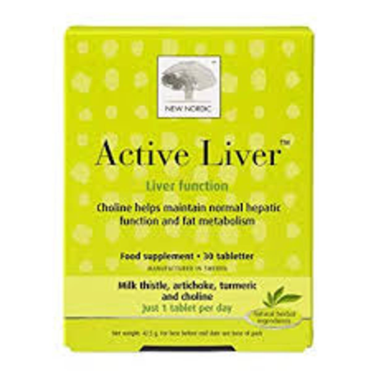 Active Liver 60 tabletter