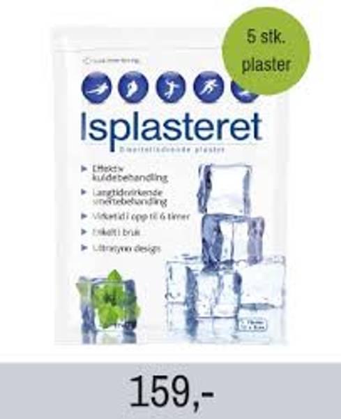 Bilde av Isplasteret
