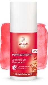 Bilde av Weleda Pomegranate Deodorant roll-on 50 ml