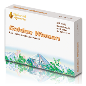 Bilde av Golden Woman 60 tabletter Maharishi Ayurveda