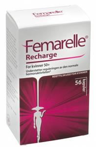 Bilde av Femarelle 50+ Recharge 56 kapsler