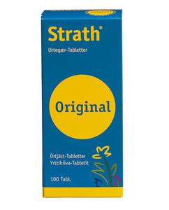 Bilde av Strath Original 100 tabletter