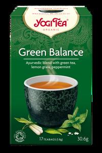 Bilde av Yogi Tea Green Balance 17 poser