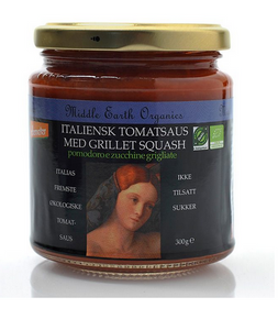 Bilde av Middle Earth Tomatsaus med squash 300g