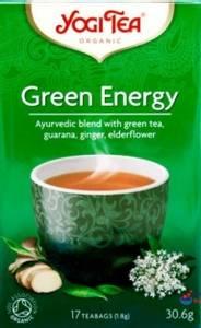 Bilde av Yogi Tea Green Energy 17 poser