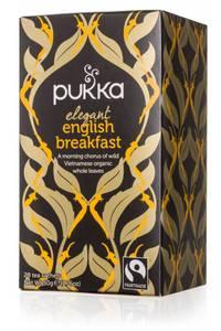 Bilde av Pukka Elegant English Breakfast Tea 20 poser