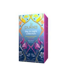 Bilde av Pukka Day to Night Tea Collection 5x4 poser