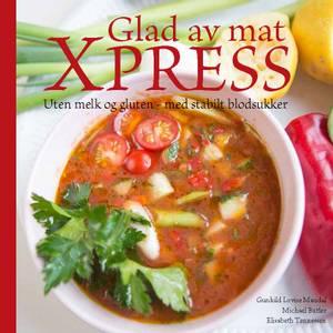 Bilde av BOK Glad av mat XPRESS