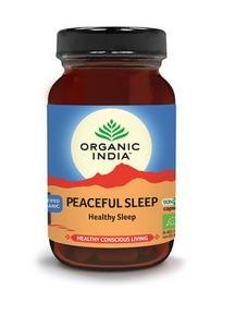 Bilde av Organic India Peaceful Sleep 90 kapsler