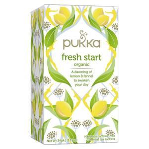 Bilde av Pukka Fresh Start Tea 20 poser