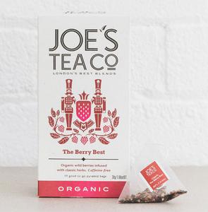 Bilde av Joe's Tea The Berry Best 15 poser