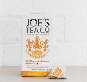 Bilde av Joe's Tea St. Clement's Lemon 15 poser