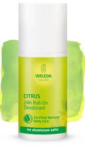 Bilde av Weleda Citrus Deodorant roll-on 50 ml