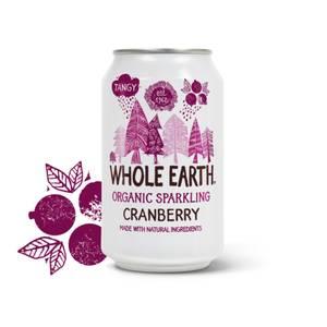 Bilde av Whole Earth Brus CRANBERRY 330 ml
