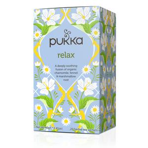 Bilde av Pukka Relax Tea 20 poser