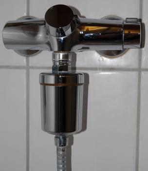 Bilde av Klorfiltere for dusj