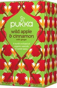 Bilde av Pukka Wild Apple & Cinnamon Tea 20 poser