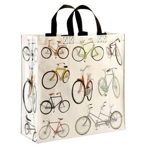 Bilde av BlueQ Handlenett stort - Bicycles