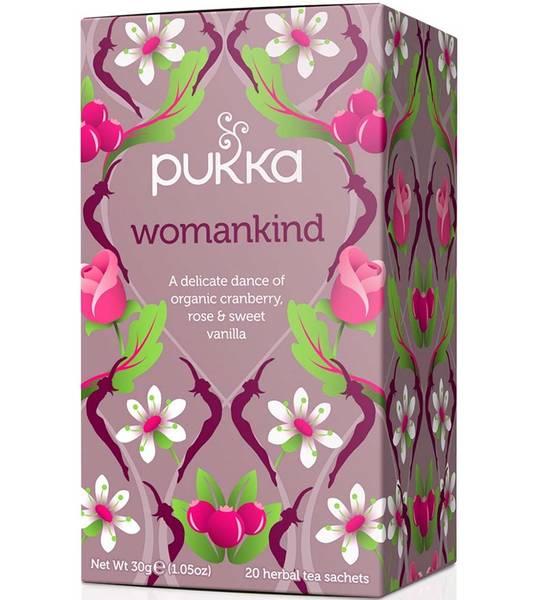 Pukka Womankind Tea 20 poser
