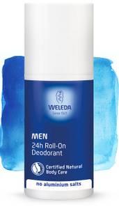 Bilde av Weleda Menn Deodorant roll-on 50 ml