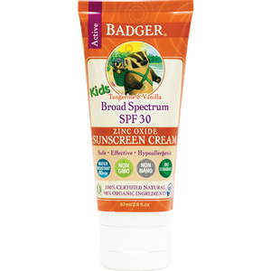 Bilde av Badger Solkrem for barn SPF30 87 ml