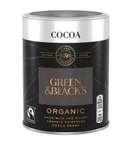 Bilde av Green & Black's Kakaopulver Fairtrade 125 g