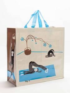 Bilde av BlueQ Handlenett stort - Yoga