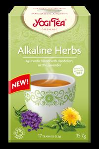 Bilde av Yogi Tea Alkaline Herbs 17 poser