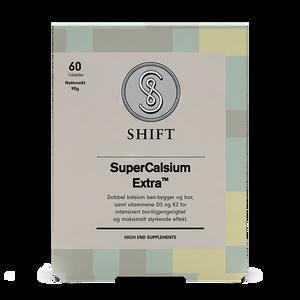 Bilde av SHIFT SuperCalcium Extra 60 tabletter