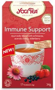 Bilde av Yogi Tea Echinacea Immune Support 17 poser