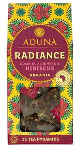 Bilde av Aduna Radiance Hibiscus Tea 15 poser