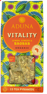 Bilde av Aduna Vitality Baobab Tea 15 poser