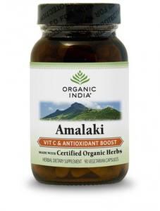 Bilde av Organic India Amalaki 90 kapsler