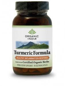 Bilde av Organic India Turmeric Formula 90 kapsler