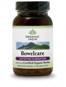 Bilde av Organic India Bowelcare 90 kapsler