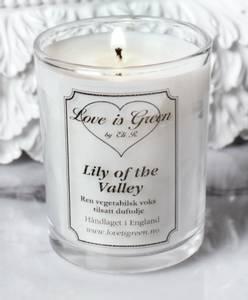 Bilde av Love is Green Duftlys Lily of the Valley