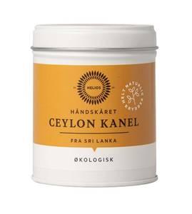 Bilde av Helios Ceylon kanel malt 50 g STOR boks