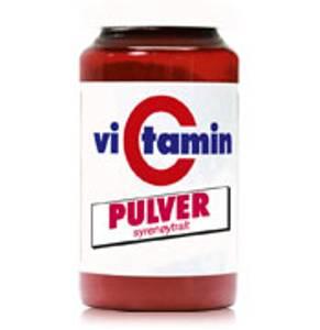 Bilde av C-vitamin pulver 120 g Mezina