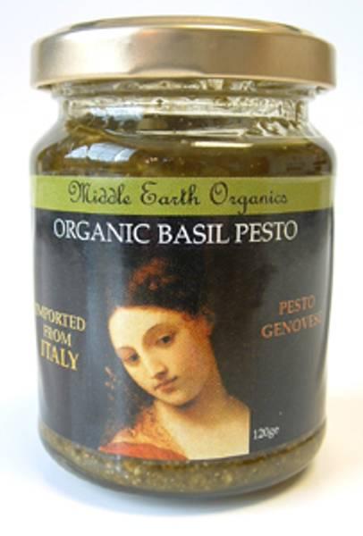 Middle Earth Pesto Genovese Originale 120 g