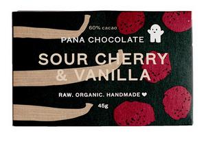 Bilde av Pana Chocolate Sour Cherry & Vanilla