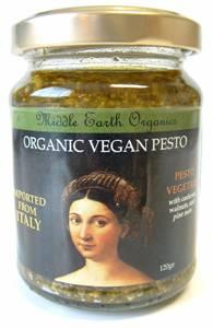 Bilde av Middle Earth Pesto Vegan 120 g
